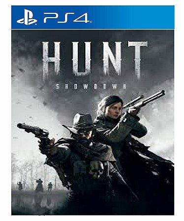 Hunt Showdown Ps4 Psn Mídia Digital