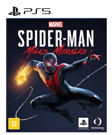 Marvels SpiderMan Miles Morales Ps5 Psn Mídia Digital