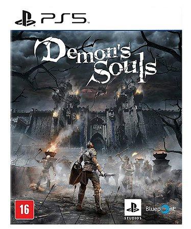 DEMONS SOULS PS5 PSN Mídia Digital