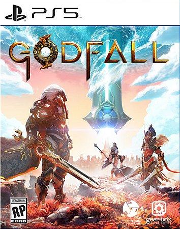 Godfall Standard Edition- ps4 psn midia digital