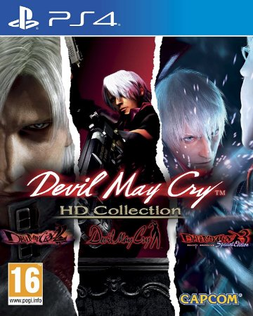 Devil may cry HD collection PS4 E ps5 midia digital