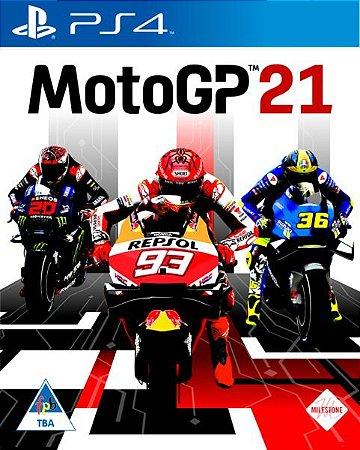 Motogp 21 ps4 midia digital