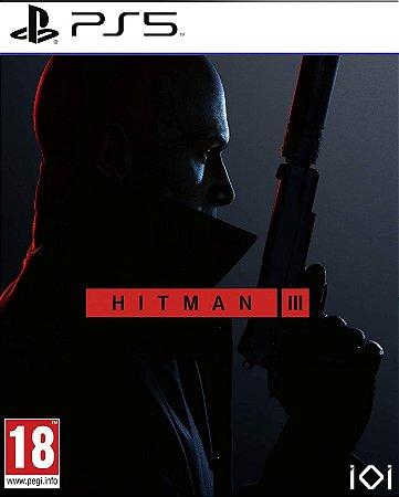 Hitman 3 Standard edition -PS4 e PS5 PSN midia digital