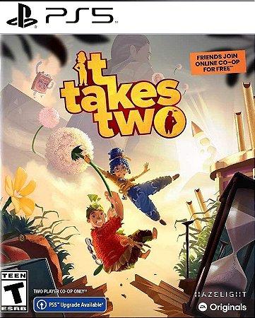 It takes two- PS4 e PS5 Mídia digital