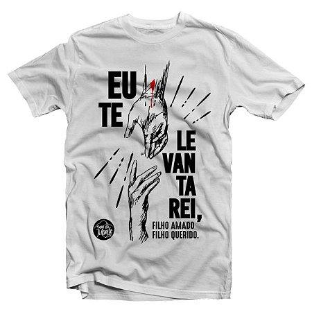 Camiseta Eu Te Levantarei