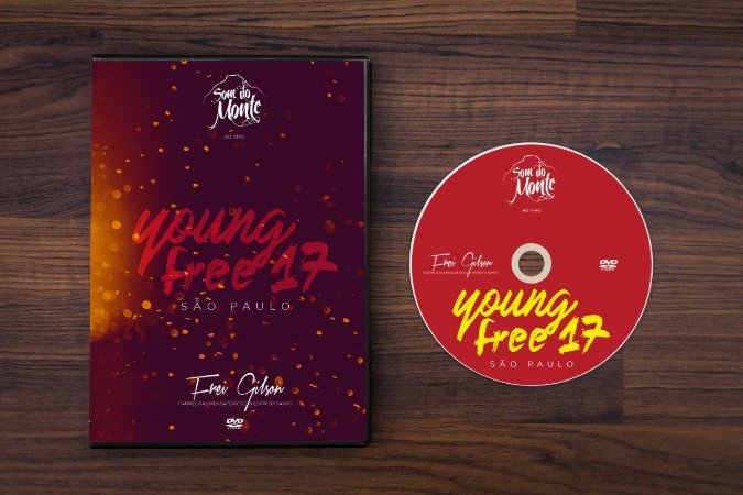 DVD Young Free