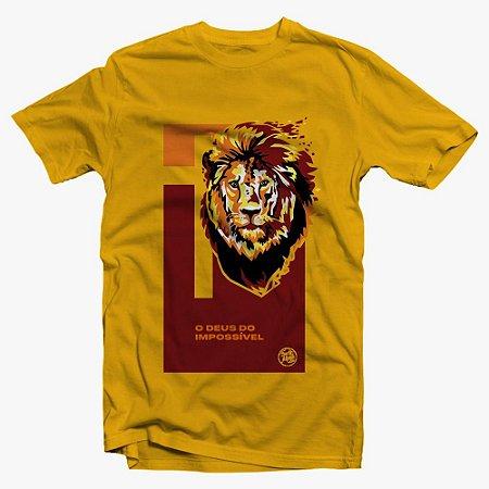 Camiseta O Deus do Impossível (Nova)