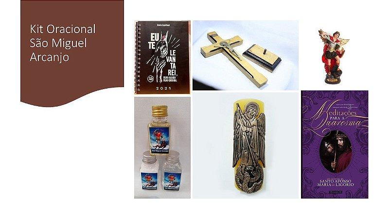 Kit Oracional São Miguel