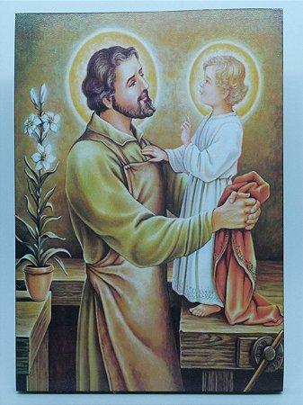 Ícone de São José
