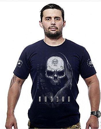 Camiseta Militar Mossad Serviço Secreto Israelense