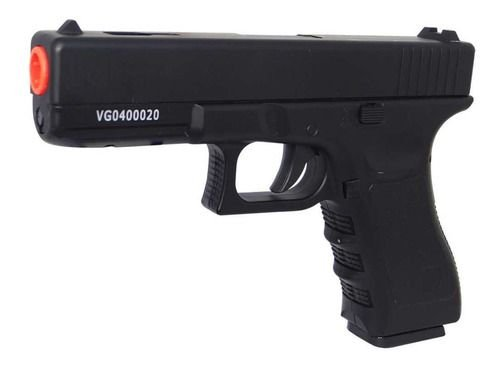 PISTOLA DE AIRSOFT  VG GK-V20 METAL MOLA 6MM