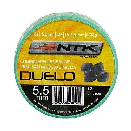 CHUMBINHO DUELO 5,5 C/ 125 PC