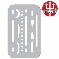 Gabarito PVC MATA-GATO - Trident