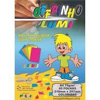 Papel Criativo Offpinho Lumi 75 c/ 45fls
