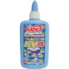 Cola para EVA Asuper Contato Multiuso 90G - Radex