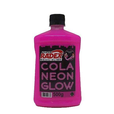 Cola Radex para Slime 500g Neon Glow
