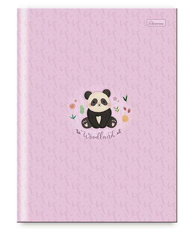 Caderno Brochura Universitário Woodland 80 fls Cadersil