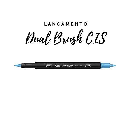 Marcador Dual Brush CIS - cores a escolher