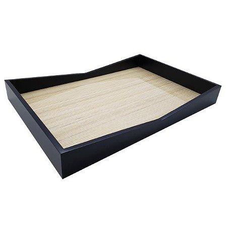 bandeja chloë com bambu 60x40