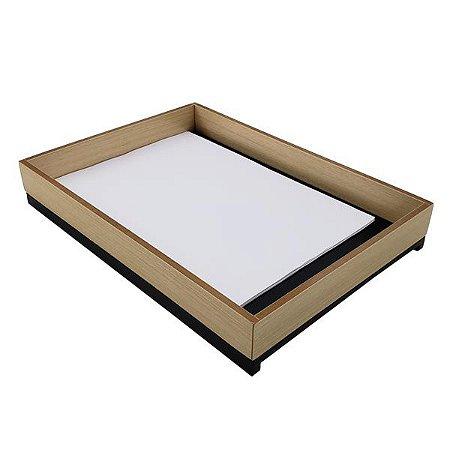 organizador de mesa z-linea porta papel