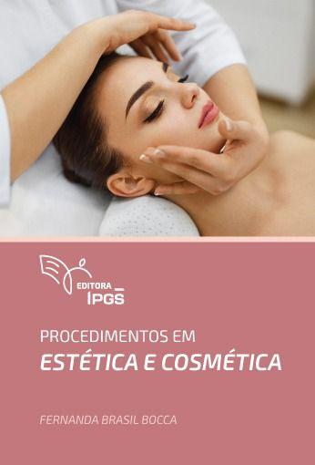 Procedimentos em Estética e Cosmética
