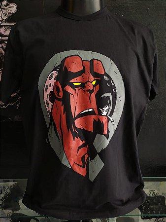 Camisa HellBoy