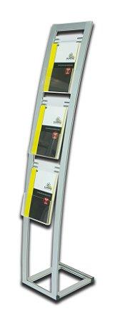 Porta Folder Pés Fechados