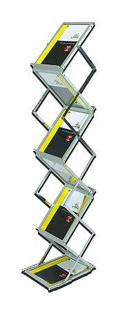 Porta Folder Sanfonado