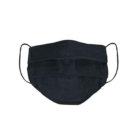 Máscara de Proteção Respiratória Tricoline - Preto