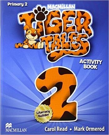 TIGER TALES ACTIVITY BOOK-2