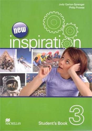 NEW INSPIRATION 3 STUDENTS WITH WORKBOOK - 2ND ED