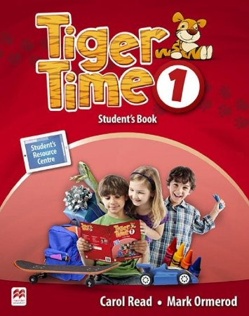 TIGER TIME STUDENTS BOOK WITH EBOOK PACK