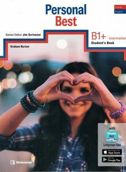 PERSONAL BEST B1 + INTERMEDIATE SB