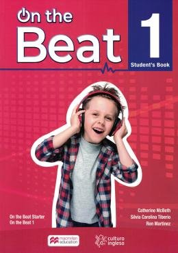 CISP - ON THE BEAT STUDENT'S BOOK-1 2019 RON M