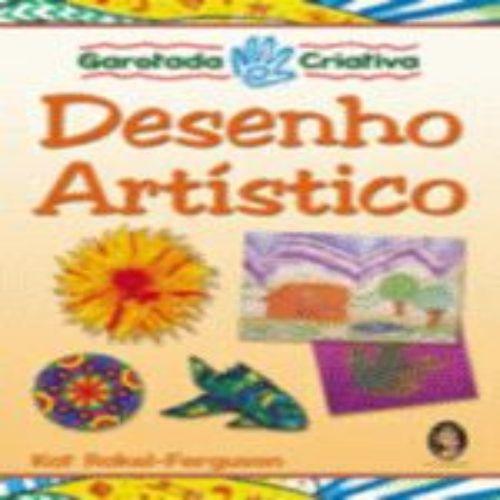 GAROTADA CRIATIVA - DESENHO ARTIST