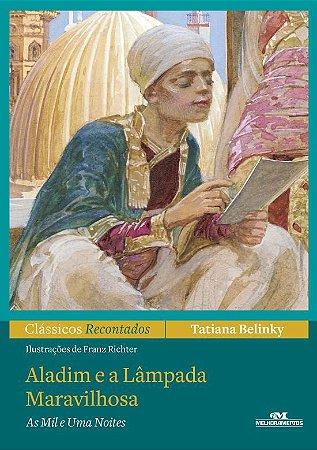 ALADIN E A LAMPADA MARAVILHOSA