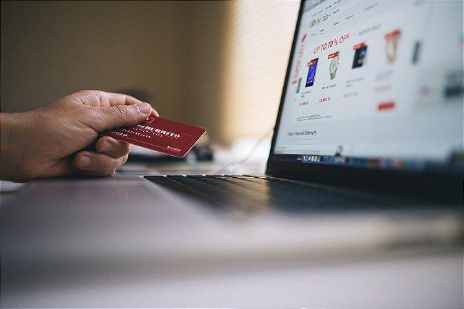 Criação de Loja Virtual - eCommerce