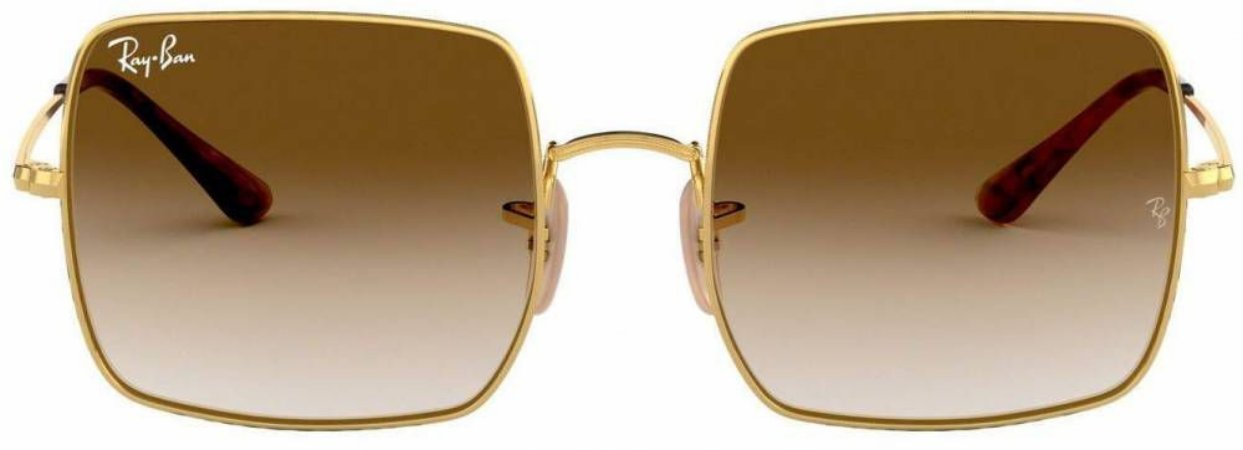 RAY BAN RB1971 SQUARE MARROM DEGRADE