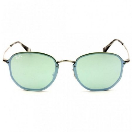 RAY BAN RB3579 BLAZE HEXAGONAL VERDE