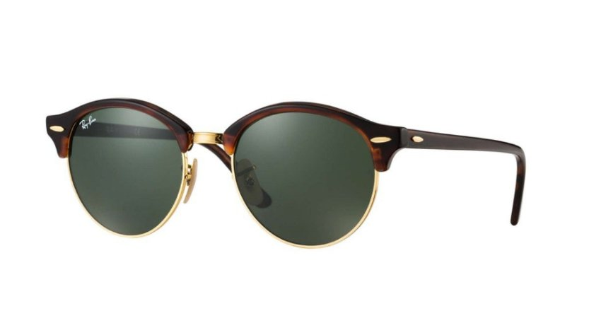 RAY BAN RB4246 CLUBROUND TARTARUGA