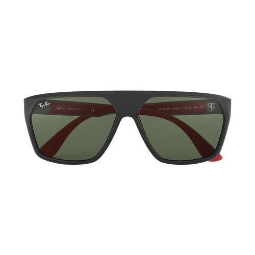 RAY BAN RB4309 PRETO - SCUDERIA FERRARI COLLECTION