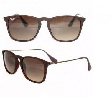 RAY BAN RB4187 CHRIS MARROM - POLARIZADO