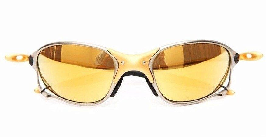 Oakley Julliet 24k Xmetal Dourada