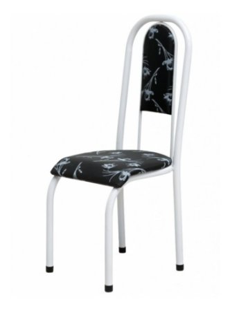 Cadeira Alta Para Cozinha Com Assento Em Mdp 12 Mm 0.0.122