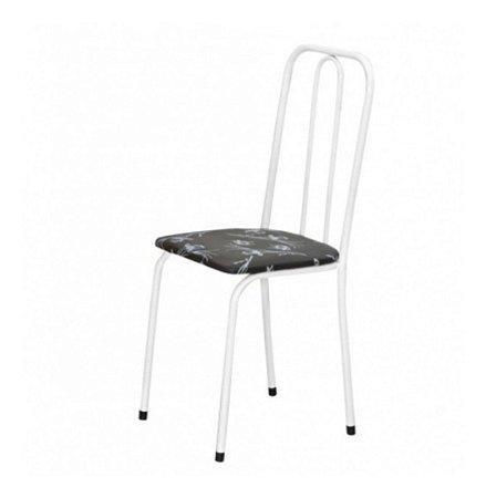 Cadeira para Cozinha Com Assento Reto 0.0.234