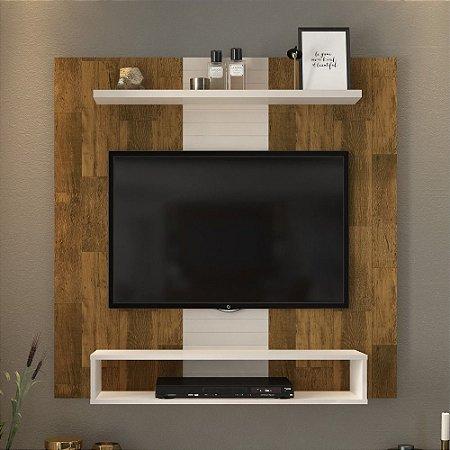 Painel Para Tv Até 47 Polegadas Smart Demolição/off White
