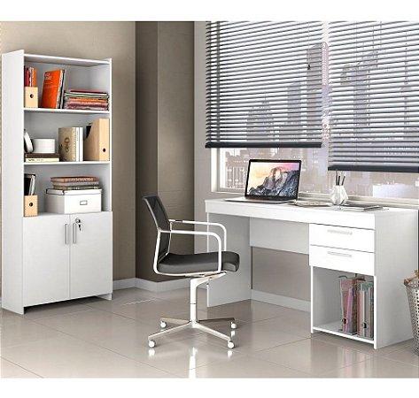 Mesa de Escritório e Multiuso Notável Branco