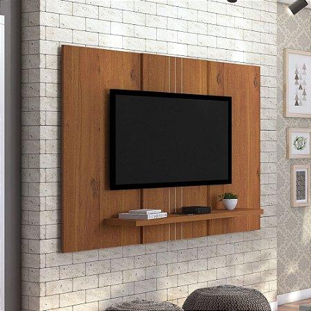Painel para TV 47 P Extensível Frisos Faro Rústico Terrara