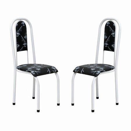 Cadeira Para Cozinha 2 UN Com Assento Em Mdp 12 Mm 0.0.122