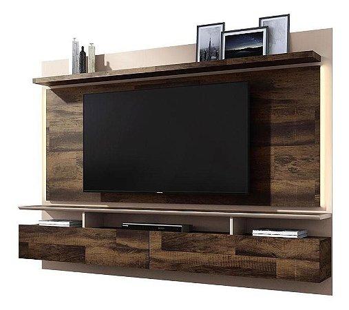 Painel Para TV Home Suspenso Limit 2.2 Deck Off White